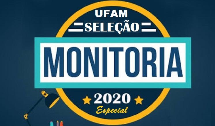 MONITORIA 2020 ESPECIAL